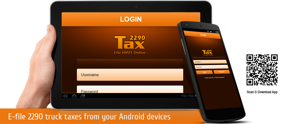 tax2290 android app