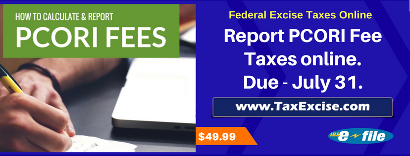 PCORI Federal Excise Tax