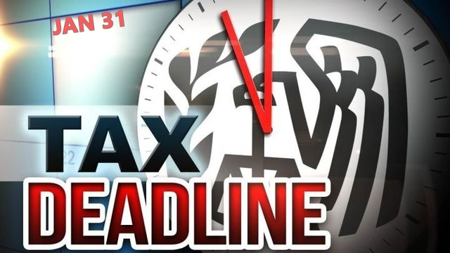 Deadline Today to E-File 3 different Federal Tax Forms 2290