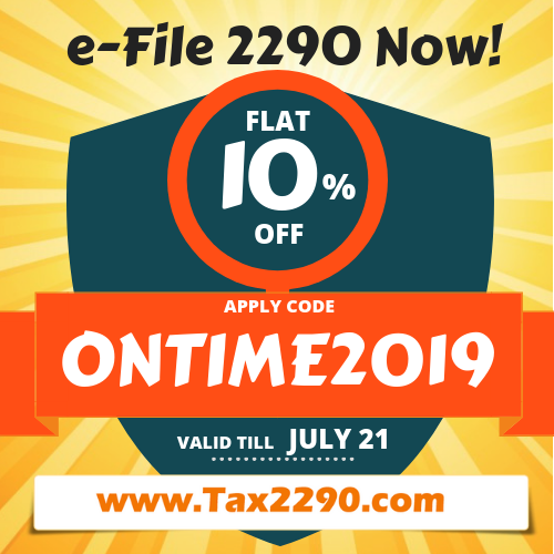 ONTIME 2019 Tax 2290